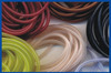 Good mechanical properties and low compression set Silicon rubber cord
