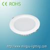 Shenzhen factory high CRI 80Ra smd recessed 20 watt led downlight 5630
