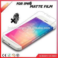 Anti-scratch iphone6 anti glare screen film
