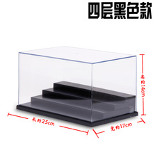 Clear Acrylic Doll Display Cabinets