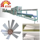 XPS Polystyrene Building Cornices Machine/2m cornice factory