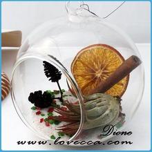 Alibaba China New Design Lovely Design light string glass ball