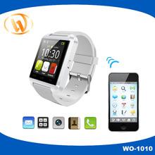 2014 WO1010 waterproof internet watch phone with bluetooth