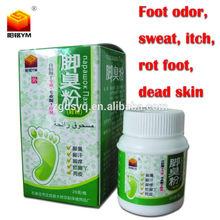 China Shoe odor spray with bottle OEM anti-beriberi itch foot odor