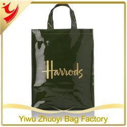 Fashion Medium Signature PVC Shopper Bag