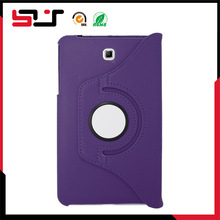 Soft shockproof slim shell protective flip leather case for samsung galaxy tab pro 8.4