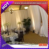 ESI portable pipe and drape set for wedding canopy,chuppah poles