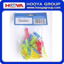 50pcs 30*4*9mm Craft Small Plastic Clothes Pegs
