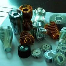 Custom aluminum profiles with anodizing, powder coating and other finish used on heatsink ,heat sink,radiator
