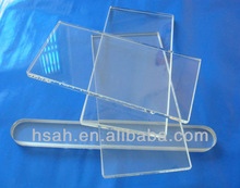 Borosilicate Flat pyrex glass sheet