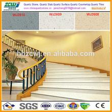 Sparkle Quartz Stone Floor Files