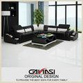 Canapé en cuir meilleurs, unique sofa, mobilier de salon de luxe