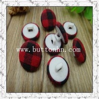 fashion garment accessory fabric covered button supplies