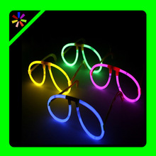 Glow eye-glasses glow stick halloween