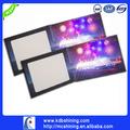 la novedad de américa iluminación led hecho a mano de papel quilling tarjetas de felicitación