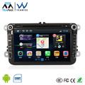 pura 2014 coche radio android gps de navegación para vw