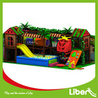 Indoor Used Soft Play Toys & Structures Type Material playground Equipment for kindergarten/preschool sale LE.T5.405.262