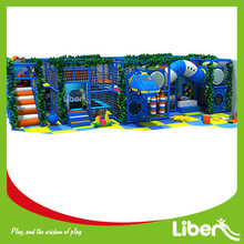 2014 Customized toddler soft play games/kids indoor sponge structure playground equipment wholesale factory price LE.T2.302.241