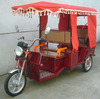 eco-friendly electric rickshaw for Indian market