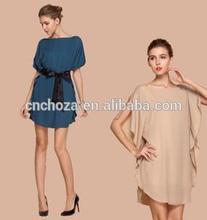 Z50234A LATEST SUMMER INTERNATIONAL BRAND WOMAN DRESSES