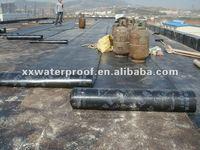 Chinese famous brand cheap 2/3/4mm SBS bitumen waterproof membrane, roll building roof asphalt material / aluminum foil sheet