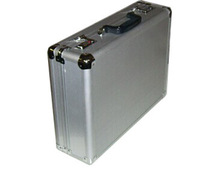 aluminum material single gun case/ rifle gun case/metal archery box