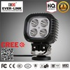 Hot Sale Car LED Work Light CE Rohs Approved IP67 DC 10-30V 22w car led headlight
