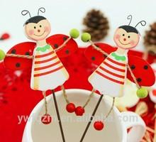 De China venta al por mayor de la navidad decoración palo de bambú 2014 nuevos productos