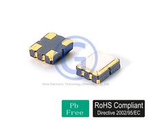 28.636 mhz 3.2 x 2.5 activo SMD cristal de cuarzo oscilador de 28.636 mhz 3.2 * 2.5 3225 3.2 2.5 ppm de extremo a extremo 50ppm 15pf