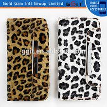 Funda for iPhone 5 with design Leopardo Con Textura Suave Unica