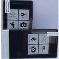 China supplier dual sim telefono movil 4inch screen unlocked smartphone H3039