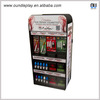 countertop retail shop cigarette display rack for tobacco fixture
