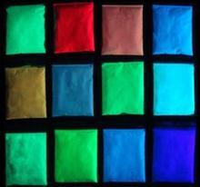 2014 new promotion!! night glow pigments color change pigment reflective pigment