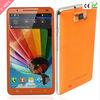 6 inch GSM+WCDMA+GPS Android OS 4.2 MTK6589 Cortex A7 dual sim card dual camera cheap mobile phone 1gb ram