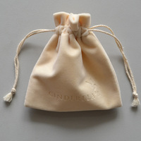 Small Velvet Packing Bag