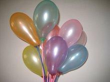 0.25g 5inch transparent latex balloons big water balloon
