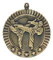 El deporte de karate la concesión de medallas/trofeo de karate medallas/karate artes marciales macho de cinco estrellas premio medalla