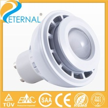 Supply good heat dissipation led spotlight for hotel, family use