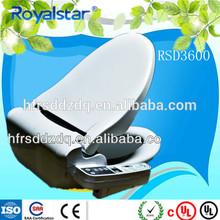 CE UL SAA Watermark certificate bidet shower set electronic smart bidet seat Luxury bathroom products