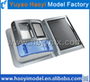 rapid prototyping plastic model -customize fax machines with high quality