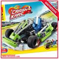 3 couleurs électriques course karts à vendre
