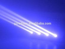 Lowest Price 4pcs Mini led beam moving head stage light dichroic LED lamp head DJ Theater Head light