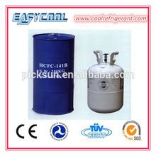 Pure R141B Replacement R11 r141b refrigerant gas