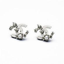 2014 New Design Fashion Alloy C Earring E10364