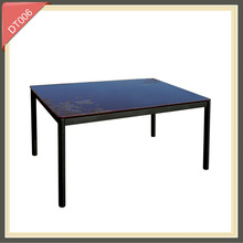 latest designs of solid wood convertible dining table