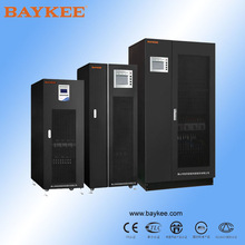 baykee 60kva low frequency 3 phase in 1 phase out online ups