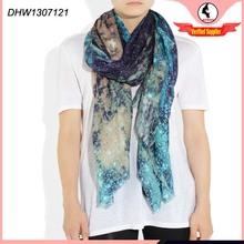 wlceny fashion accessory gradient pashmina scarf 2014