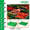 600x400 vented plastic vegetable crates