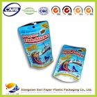 Animal feed plastic bags/Dog snack packaging bag/cat food packaging bag