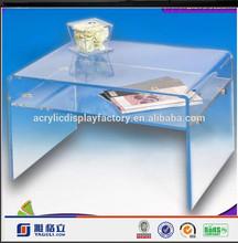 Yageli High Quality Acrylic Design Acrylic Household Folding Table / custom acrylic design product